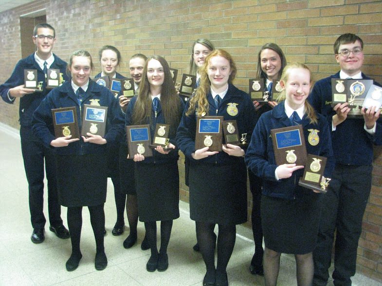 FFA - State Convention and the District Banquet