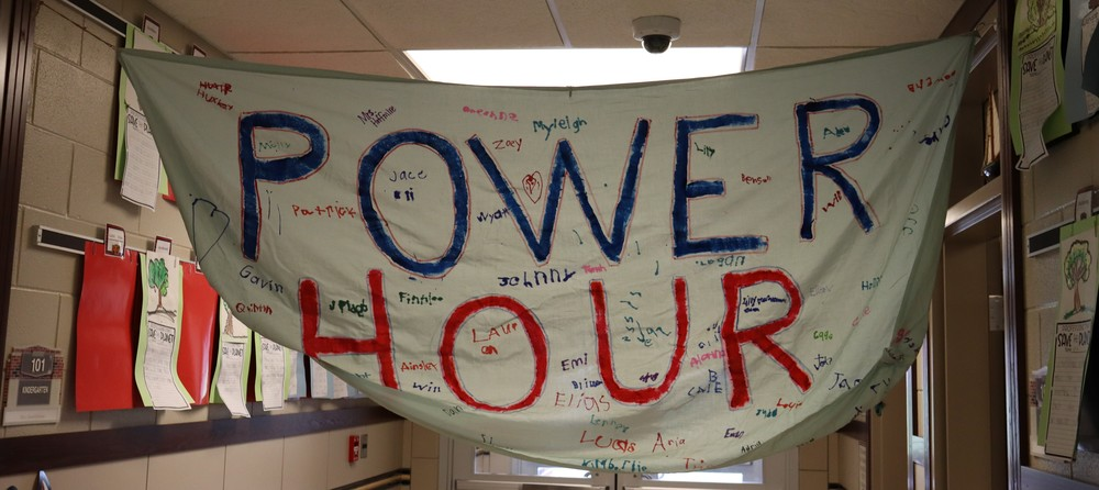 KG: Power Hour Coding