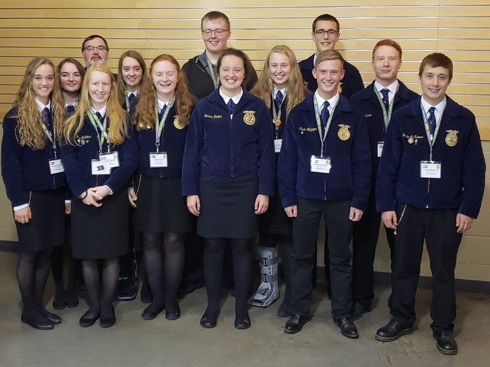 National FFA Attendees
